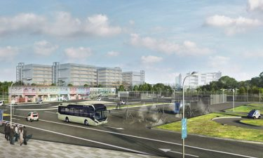 Volvo's electric bus