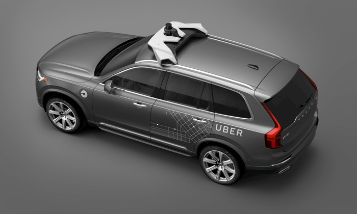 Uber Getting Tens Of Thousands Of Autonomous-Compatible Cars From Volvo