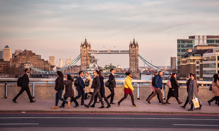 London's Walking Action Plan aims for an extra 1 million