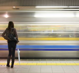 Is public transport lagging behind when it comes to equality?
