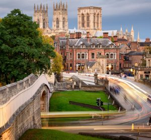 York could become England's first zero-emission city centre